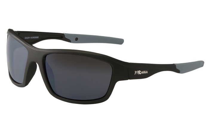 Piranha Smitty Men's Sport Sunglasses