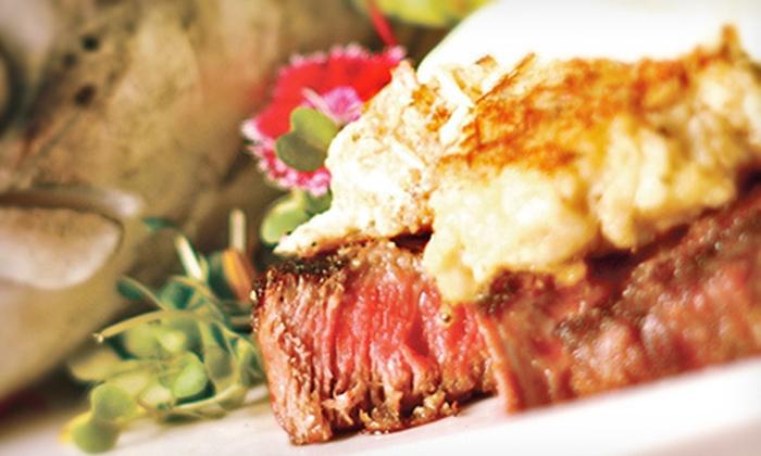 Red Gables Mesquite Grill - Sandusky: $25 for $50 Worth of Seafood and Steak at Red Gables Mesquite Grill