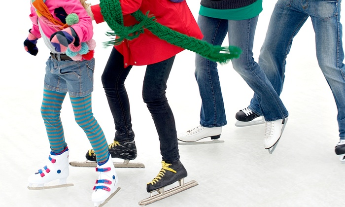 AZ Ice - Peoria: One-Week Kids' Ice-Skating and Activities Camp at AZ Ice (41% Off). Nine Options Available.