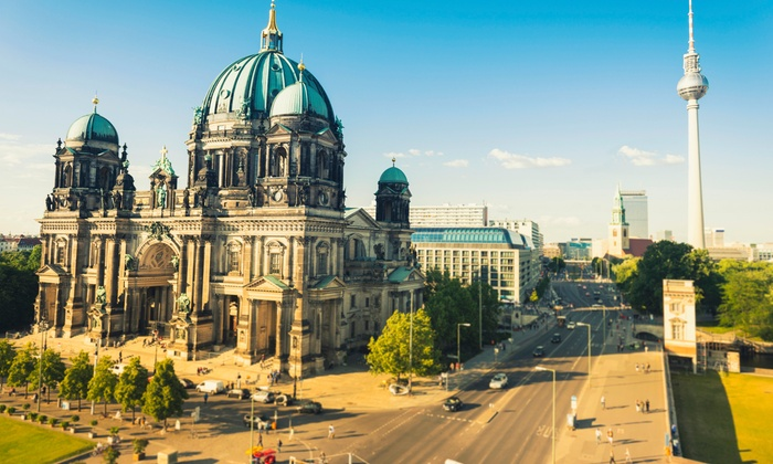 Berlin 4 Wellnesshotel Inkl Spa Zugang Groupon