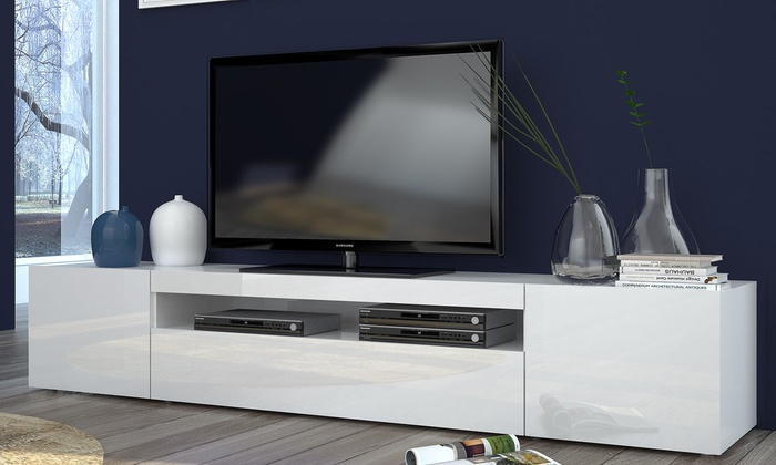 Porta tv daiquiri in 2 colori groupon goods for Groupon shopping arredamento