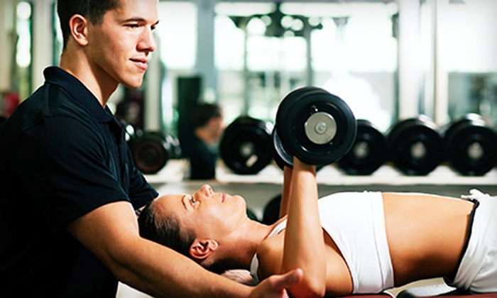 Club Fitness - Concord: $28 for a Three-Month Membership and Two Personal-Training Sessions at Club Fitness ($210 Value)