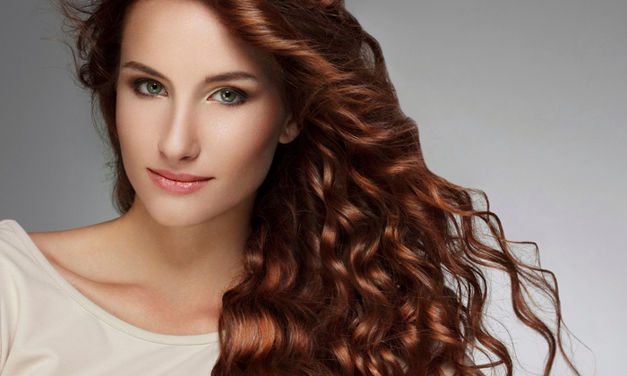 Salon Bamboo - Saugus: Keratin Treatment or Haircut with Conditioning and Optional Color at Salon Bamboo (Up to 51% Off)