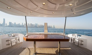 Volume Yachts: One-Hour Yacht Cruise for Seven, 14 or 25 People with Volume Yachts