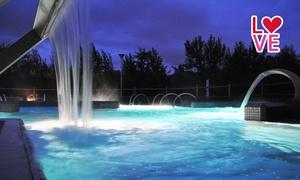 WET LIFE NIBIONNO: Percorso spa fino a 5 ore con cerimonia di Aufguss o scrubsalino da Wet Life (sconto fino a 50%)