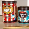 Tootsie Roll Candy Canister Set (3-Piece)