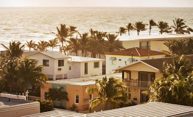 Ocean Drive Villas Hotel - Hollywood, FL: Stay at Ocean Drive Villas Hotel in Hollywood, FL, with Dates into December