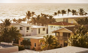 Ocean Drive Villas Hotel: Stay at Ocean Drive Villas Hotel in Hollywood, FL, with Dates into December