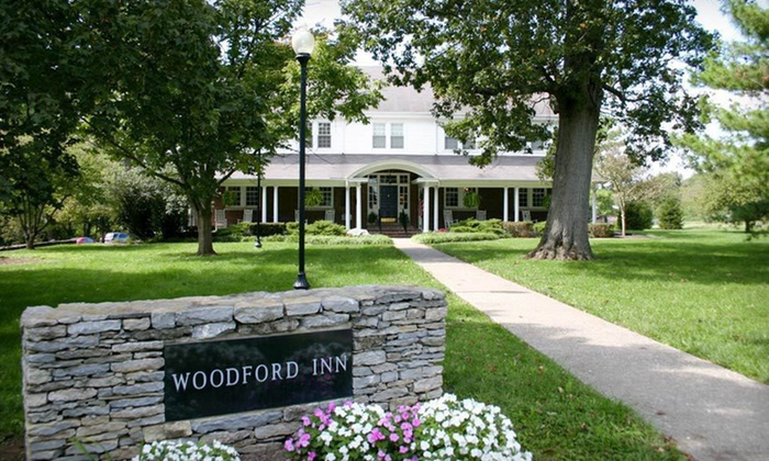 The Woodford Inn - Versailles: One- or Two-Night Stay for Two at The Woodford Inn in Greater Lexington, KY