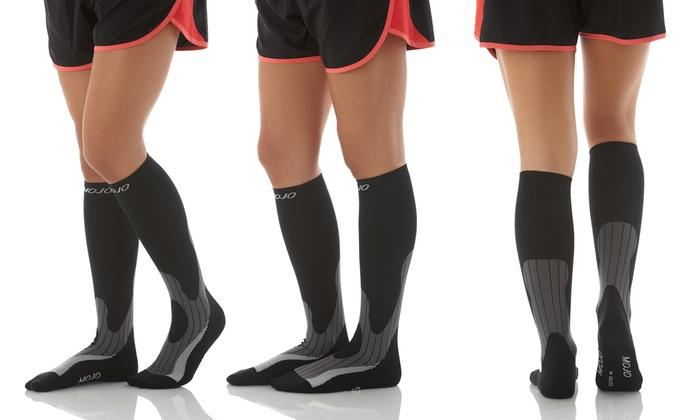 d14c9296e5 Mojo Recovery & Performance Compression Socks | Groupon