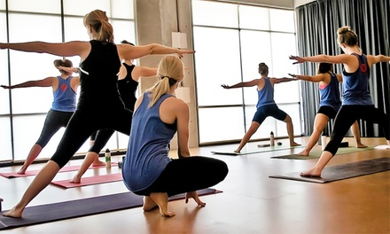 $78 for One Month of Indoor Cycling or Yoga at Resolute Fitness: Cycling & Yoga Studio ($129 Value)