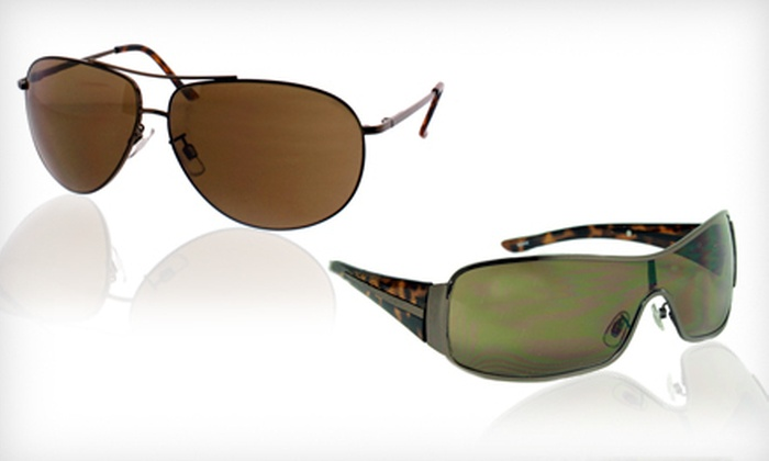 Axcess by Claiborne Men's Sunglasses: $7 for a Pair of Axcess by Claiborne Men's Sunglasses ($35 List Price). Free Shipping. Multiple Options Available.
