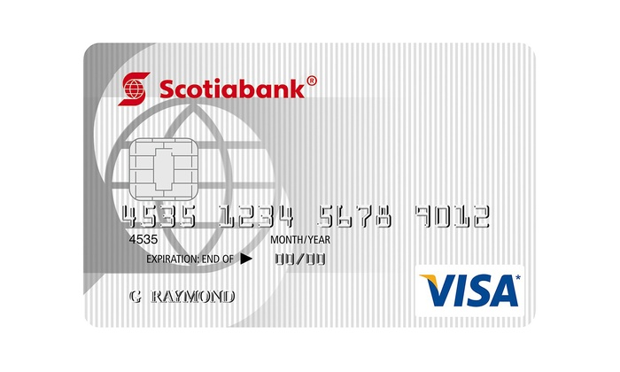 Scotiabank: Get $85 Groupon Bucks Upon Approval of a Scotiabank Value VISA Low-Interest Credit Card