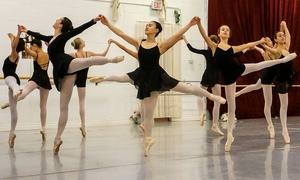 Victoria Ballet Academy: Up to 55% Off Ballet for Children and Teens at Victoria Ballet Academy