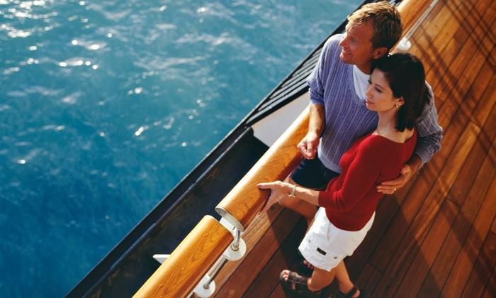 Allen Batista Travel - New York Skyport Marina: Allen Batista Travel Cruise, July 20–August 20 (Up to 54% Off)