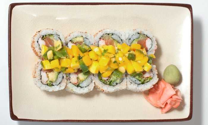 How Do You Roll Chicago - Multiple Locations: $13 for $20 Worth of Sushi at How Do You Roll Chicago