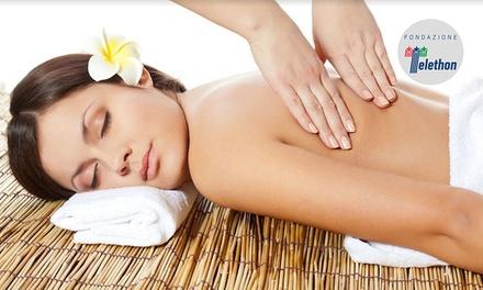 3 massaggi thailandesi e hawaiani
