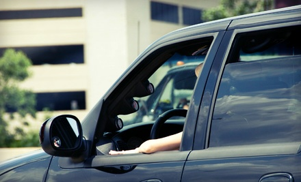 $144 for Car or Truck Window Tinting for Five Windows at Superior Tint and Graphics ($289 Value)