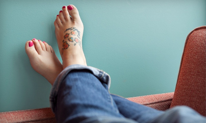 Andover Electrology & Laser Center - Andover: Tattoo-Removal Session for Area of Up to 3, 5, or 8 Square Inches at Andover Electrology & Laser Center (Up to 69% Off)