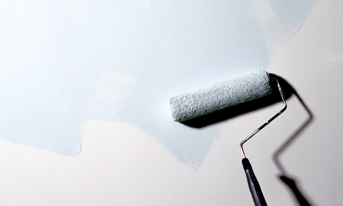 Cristobal Painting - Raleigh / Durham: Painting for One, Two, or Three Rooms from Cristobal Painting (Up to 54% Off)