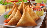 Choice of a 38-Piece Savoury Box for R129 at Delhi Delicious - Unlimited Vouchers: All Branches