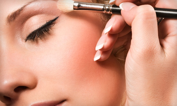 Fierce and Fancy - Dallas: On-Location Makeup Lesson and Application for One or Application for Up to Three from Fierce and Fancy (Up to 73% Off)