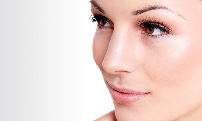 Hair Unique - East Rutherford: Full Set of Eyelash Extensions with 60, 80, or 100 Lashes Per Eye at Hair Unique (Up to 68% Off)