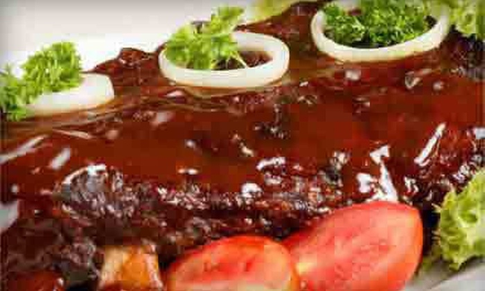 Phoebe's Bar-B-Q - Graduate Hospital: $15 for $30 Worth of Barbecue at Phoebe's Bar-B-Q