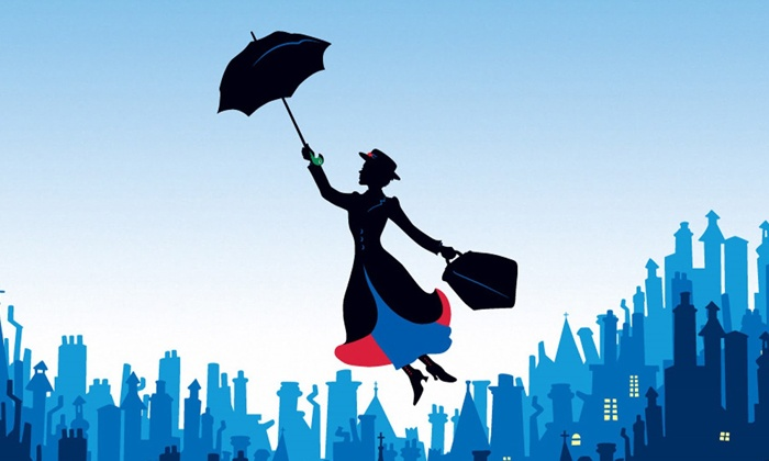 "Mary Poppins - William T. Dwyer High School Theatre: ""Mary Poppins"" by KWP Productions (January 8–17)"