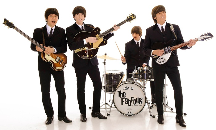 The Fab Four - The Ultimate Beatles Tribute - Star Plaza Theatre: The Fab Four - The Ultimate Beatles Tribute on Friday, February 12, at 8 p.m.