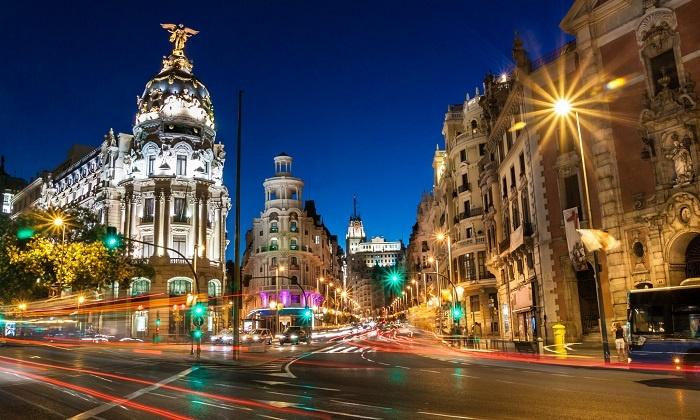 """אופיר טורס: חופשה במדריד, כולל סופ""""ש: חבילת נופש הכוללת טיסות ו-4/5/6 לילות במלון לבחירה על בסיס לינה וארוחת בוקר, החל מ-$477 לאדם!"""
