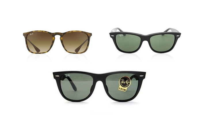 Ray-Ban Sunglasses in Choice of Style for AED 299 (Up to 72% Off)