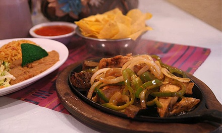 $11 for $20 Worth of Dine-In Mexican Cuisine at Miguelito's Mexican Restaurant
