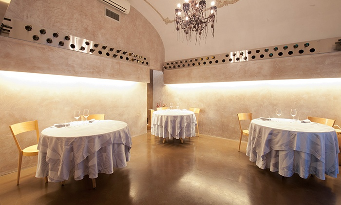 Baldin - Trattoria Baldin: Baldin, segnalato Michelin - Menu gourmet con 5 portate e calici di vino in abbinamento in residenza del XVI secolo