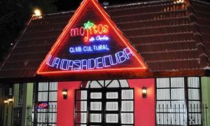 Mojitos de Cuba: Desde $339 por cena show para dos o cuatro en Mojitos de Cuba