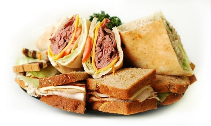 Clara's Tidbits - Multiple Locations: $30 for Two Gift Cards, Each Good for $20 Worth of Sandwiches, Salads, and Drinks at Clara's Tidbits ($40 Total Value)
