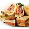 45% Off Sandwiches at Clara's Tidbits