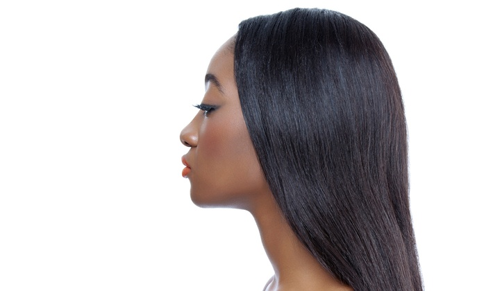 Styles by Stacey - Herndon: Relaxer, Conditioning Treatment, and Style or Full Weave, Cut, and Style at Styles by Stacey (Up to 53% Off)