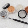 Silver and Gold Mineral Eye-Shadow Kit (6pc.)