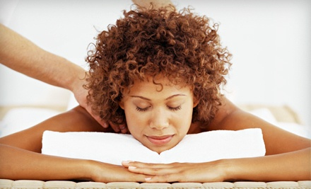 One 60-Minute Acupressure Massage (a $40 value) - Foot Spa in Plano