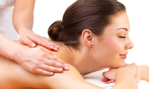 New Moon Salon & Spa: One or Two 60-Minute Relaxation Massages or Reflexology Treatments at Look and Feel Good Super Spa (52% Off)