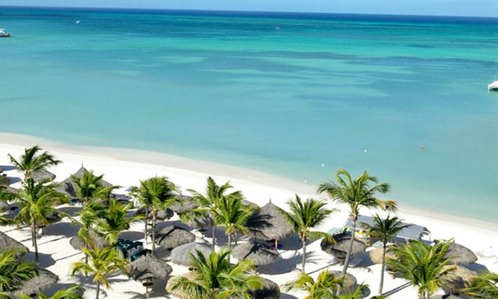 3 Or 5 Night All Inclusive Aruba Vacation Airfare