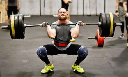 One or Two Months of Unlimited CrossFit Classes at Da Factory Training Facility (Up to 80% Off)