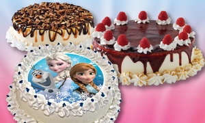 Marble Slab Creamery Canada: CC$12 for CC$20 Towards Ice Cream Cakes or For Two Litres of Ice Cream at Marble Slab Creamery Canada