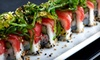 State Street Grill - College Area,College Heights,Mid-City: $20 for $40 Worth of Sushi, Casual Food, and Drinks at State St. Grill