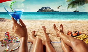 Mellow Me Out: $58 for a Margarita Spa Experience at Mellow Me Out ($150 Value)