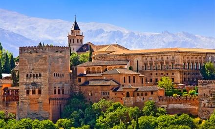 Granada: 1 o 2 noches para 2 con desayuno, detalle de bienvenida y opción a cena en el Hotel GIT Conquista 4*