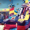 Up to Half Off Inflatable Playground Visits