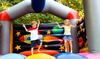 Enchanté  Party Rentals & Jumpers - San Diego: Rental of Inflatable Bounce Houses from Enchanté Party Rentals & Jumpers (51% Off). Two Options Available.