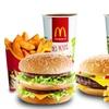 2 menus McDonald's™ Maxi Best Of™ à Cagnes sur Mer - Provence